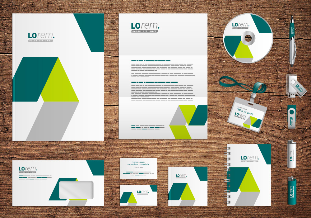 Corporate Design von Grafikatur Media