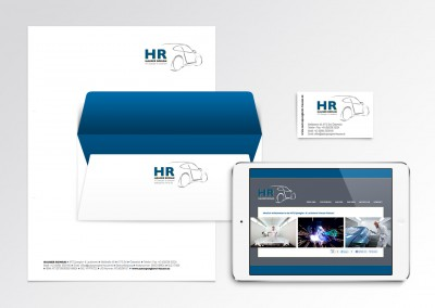 Corporate Design und Website für Kfz-Spenglerei