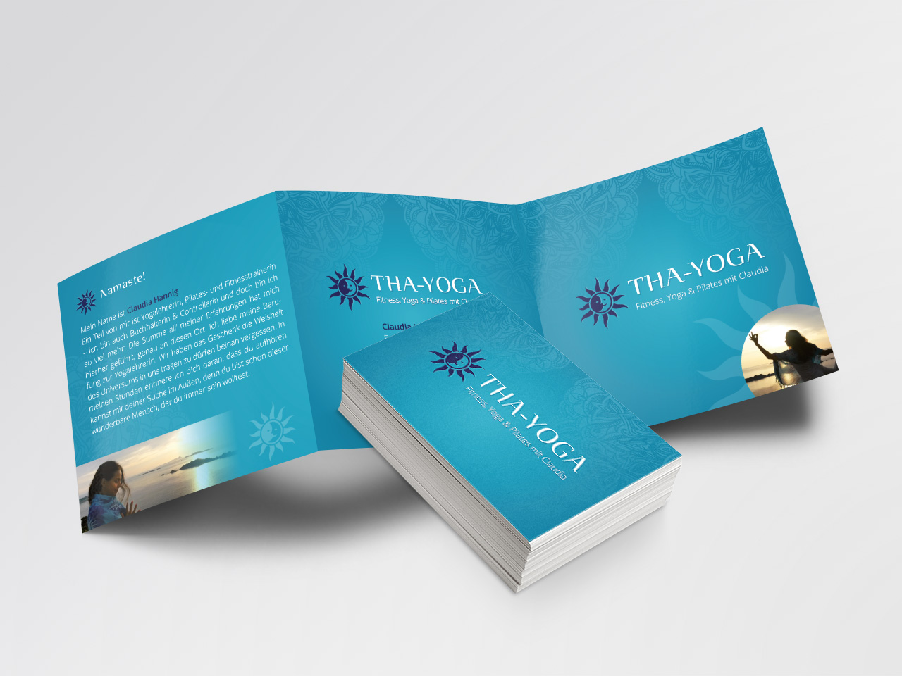 Corporate Design Tha Yoga