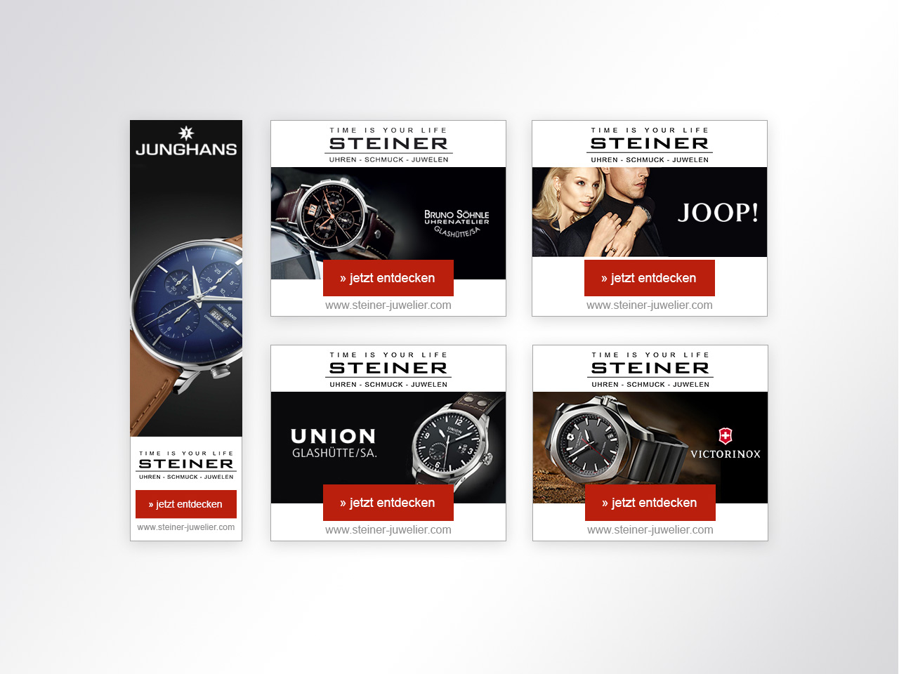 Online Marketing Juwelier Steiner